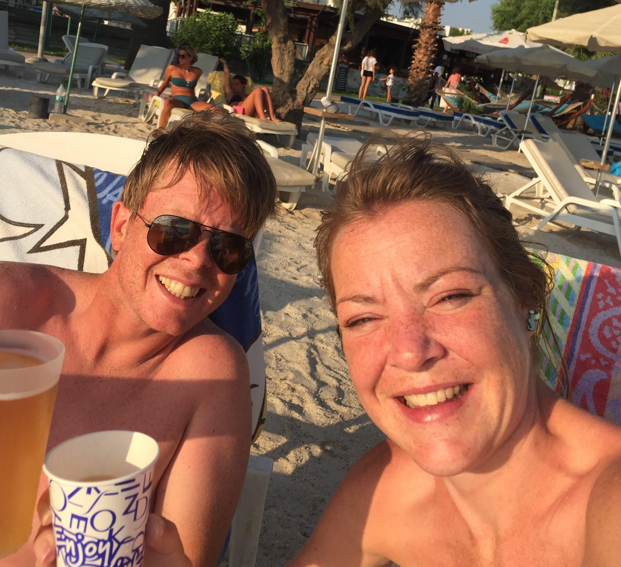 Cystic Fibrosis en vakantie is prima te combineren